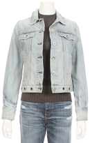 Rag & Bone Studded Jean Jacket
