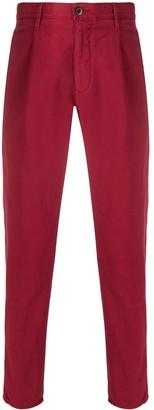 Incotex Pleated Chino Trousers