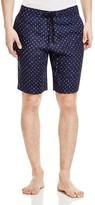 Michael Kors Batik Diamond Pajama Shorts