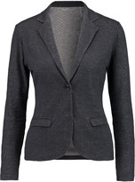 Majestic Slub cotton and cashmere-blend blazer