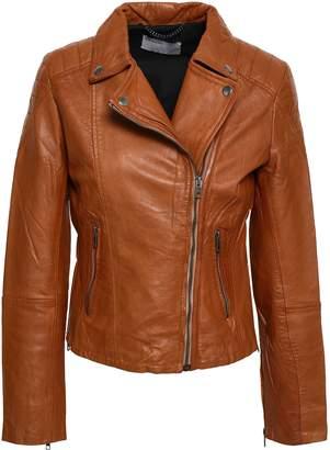 Muu Baa Muubaa Indus Leather Biker Jacket