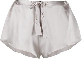 Gilda & Pearl Sophia silk shorts