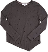 Joah Love Distressed Jersey T-Shirt