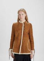 J.W.Anderson Shearling Coat