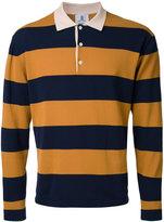 Kent & Curwen striped polo shirt - men - Cotton - XS