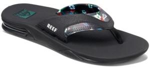 Reef Men's Fanning Prints Sandals Men's Shoes