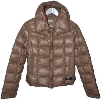 Pinko Khaki Coat for Women