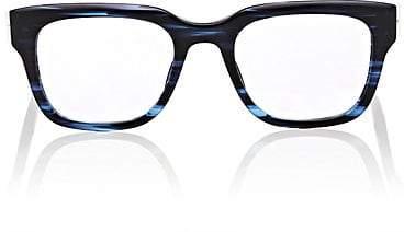 Barton Perreira Men's Stax Eyeglasses - Navy