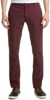 "Just A Cheap Shirt hades"""" Burgundy Herringbone Pant."
