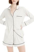 J.Crew Women's Dreamy Short Pajamas