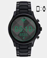 Emporio Armani Black Smartwatch