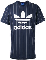 adidas Pinstripes T-shirt - men - Cotton - S