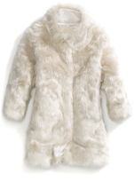 Tommy Hilfiger Faux Fur Coat