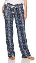 Roxy Juniors Oceanside Printed Pant
