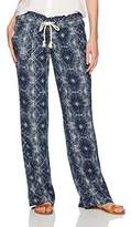 Roxy Women's Oceanside Printed Pant