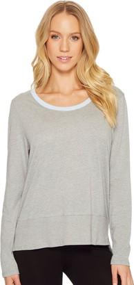 Jockey Women's Cotton Jersey Long Sleeve Top
