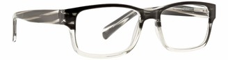 Life is Good Unisex-Adult Wagon Rectangular Reading Glasses