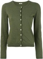 P.A.R.O.S.H. classic cardigan - women - Cotton/Spandex/Elastane - M