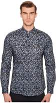 Paul Smith Abstract Print Shirt Men's Clothing