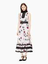 Kate Spade Rose eaddy dress