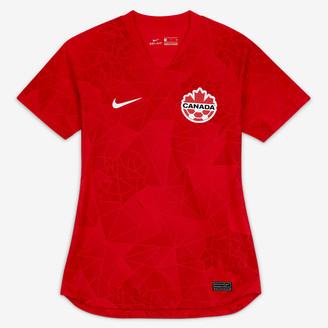 Nike Women's Soccer Jersey Canada 2020 Stadium Home