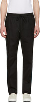 Kenzo Black Jogg Trousers
