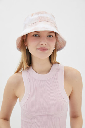 Urban Outfitters Bri Butterfly Bucket Hat