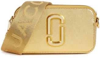 Marc Jacobs Snapshot DTM Gold Cross-body Bag