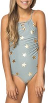 O'Neill Girl's Starry One-Piece Swimsuit