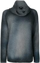 Avant Toi gradient effect jumper - women - Cashmere - S