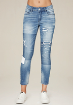 Bebe Adelaide Heartbreaker Jeans