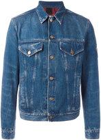 Gucci embroidered denim jacket - men - Cotton - 50