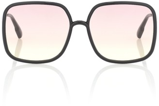 Christian Dior Sunglasses DiorStellaire1 square sunglasses
