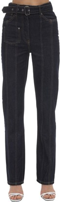Saks Potts Jewel Straight Leg Cotton Denim Jeans