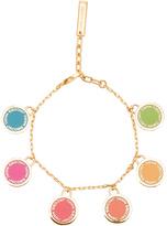 Marc Jacobs Logo Disc Statement Bracelet
