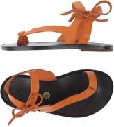 Pépé Toe strap sandals - Item 11096400