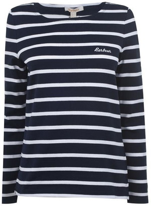 Barbour Hawkins Stripe T-Shirt