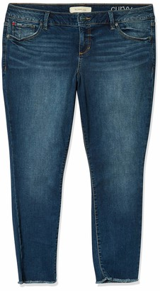 SLINK Jeans Women's Plus Size Charvelle Skinny 22