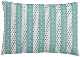 """Thomas Paul Seedling By Curiosities Dotted Stripe Toss Pillow 14""""X20"""" - Multicolor"""