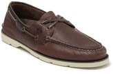 Sperry Leeward 2 Eye Leather Boat Shoe