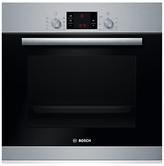 Bosch HBA63B150B Built-In Single Oven, Stainless Steel
