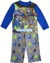 Transformers Little Boys HEROES Long Sleeve Two Piece Pajama Set