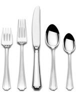 Gorham Fairfax 66-Piece Dinner Flatware Set