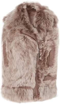 Brunello Cucinelli Shearling Vest