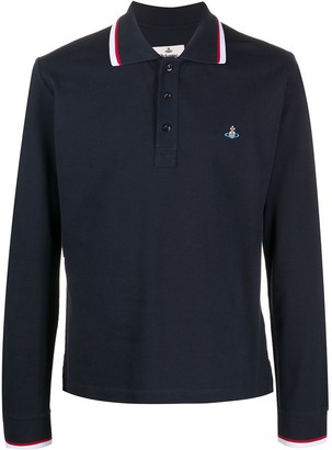 Vivienne Westwood Pique Polo Shirt