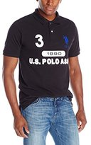U.S. Polo Assn. Men's Logo Polo Shirt