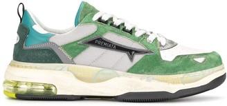 Premiata Drake panelled low-top sneakers