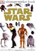 DK Publishing Ultimate Sticker Book: Star Wars, Classic