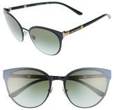 Tory Burch Women's 55Mm Cat Eye Sunglasses - Bronze