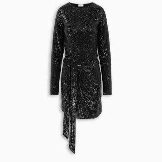 Saint Laurent Sequins mini dress
